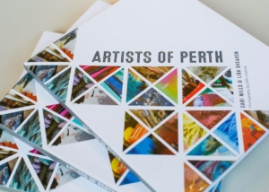 Artists of Perth, published by Premium Publishing