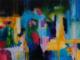 West on Madison 60x80cm acrylic on canvas