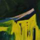 Vantage Point 2017, acrylic and mixed media on canvas, 80 x 80cm