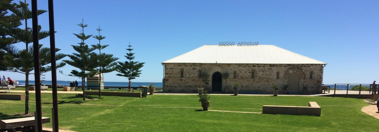 Kidogo Arthouse is an exhibition venue in Fremantle